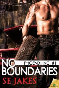 Review No Boundaries by SE Jakes