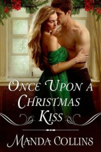 Review Once Upon a Christmas Kiss by Manda Collins