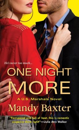 Review: One Night More by Mandy Baxter