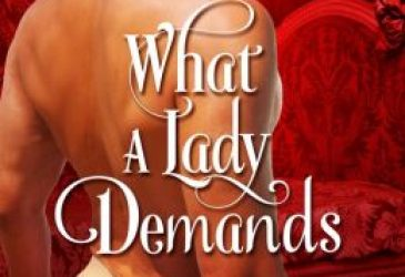 Review: What a Lady Demands by Ashlyn Macnamara