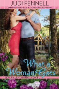 Review What a Woman Gets by Judi Fennell