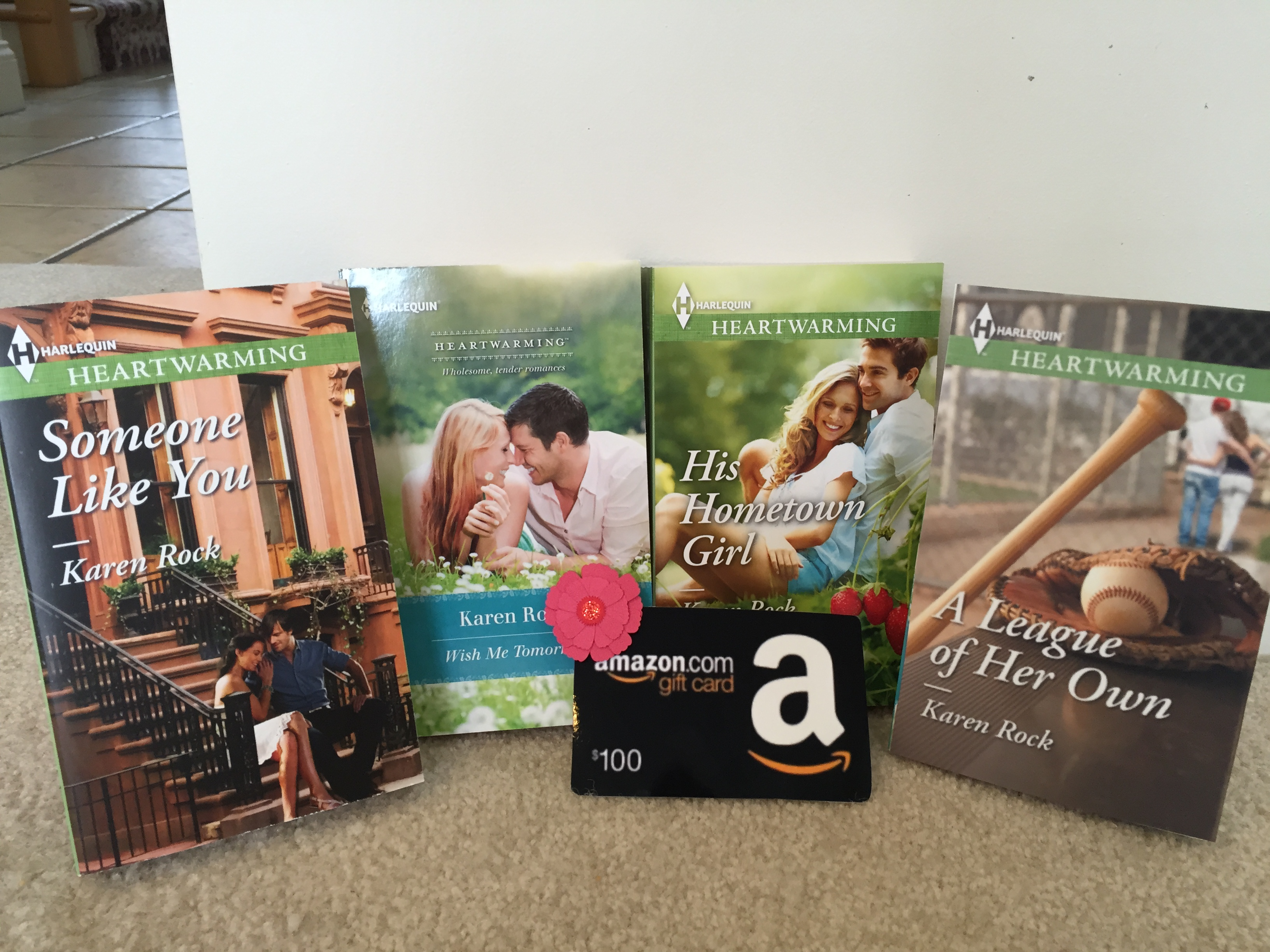 A League of Her Own Blog Tour Grand Prize