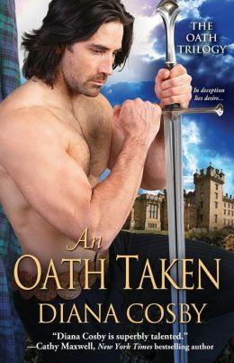 Review An Oath Taken by Diana Cosby