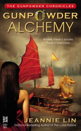 Review: Gunpowder Alchemy by Jeannie Lin
