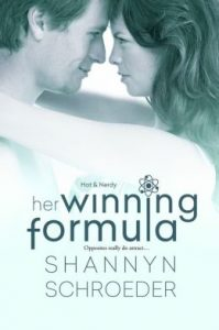 Review Her Winning Formula by Shannyn Schroeder