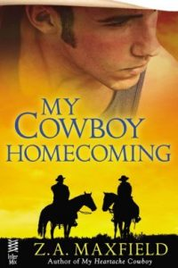 Review My Cowboy Homecoming by Z.A. Maxfield