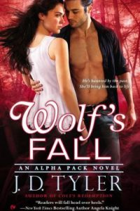 Review Wolf's Fall by J.D. Tyler