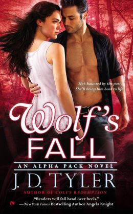 Shifter meets Vampire – Wolf's Fall by J.D. Tyler #review