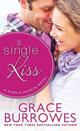 A Single Kiss by Grace Burrowes #Review