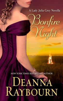 Afternoon Delight: Bonfire Night by Deanna Raybourn #afternoondelight