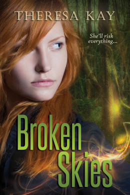 Broken Skies Cover