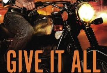 Get lost in the suspense! Give It All by Cara McKenna #Review