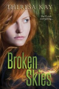 Review Broken Skies by Theresa Kay
