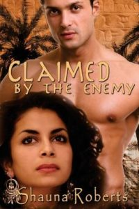 Review Claimed by the Enemy by Shauna Roberts