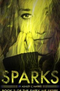 Review Sparks by Ashley C. Harris