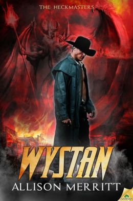 Wystan by Allison Merritt #review