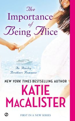 The Importance of Being Alice by Katie MacAlister