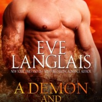 A demon, a witch and Lucifer walk into a bar….A Demon and His Witch by Eve Langlais #review