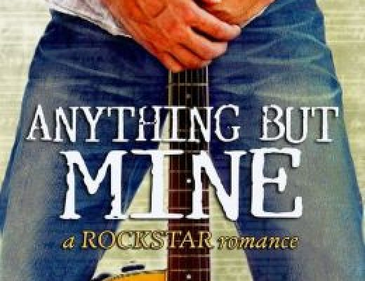 Anything But Mine by Taryn Elliott #Review