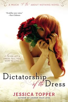 Sassy cartoonist music superhero geek … Dictatorship of the Dress by Jessica Topper #Review