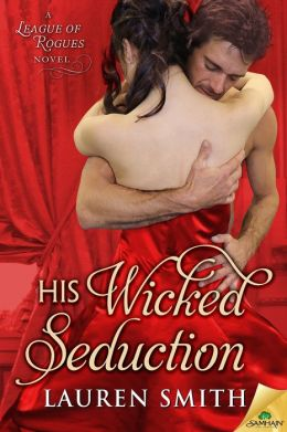 His Wicked Seduction by Lauren Smith #Review