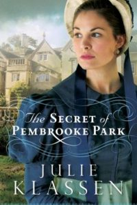 The Secret of Pembrooke Park by Julie Klassen