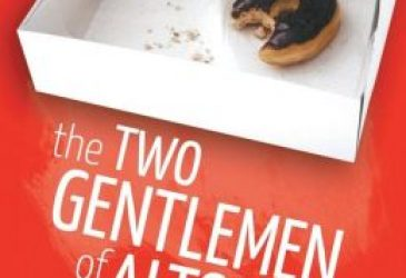 The Two Gentlemen of Altona by Lisa Henry and JA Rock #Review