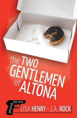 The Two Gentlemen from Altona by Lisa Henry