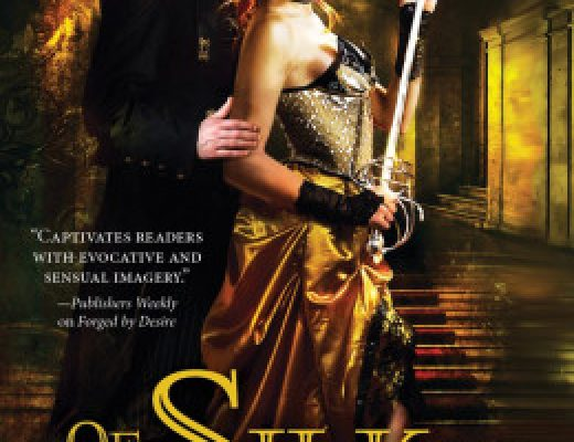 Of Silk and Steam by Bec McMaster #Review #Giveaway #Excerpt