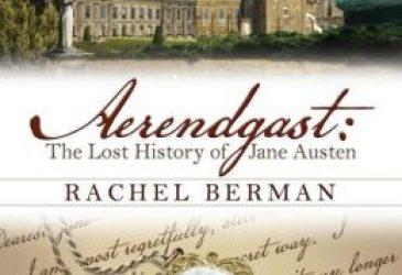 Aerendgast by Rachel Berman #Review