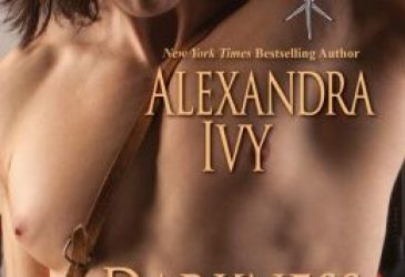 Darkness Eternal by Alexandra Ivy #AfternoonDelight