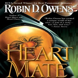 HeartMates by Robin D. Owen Narrator: Noah Michael Levine #Review #AudioBook