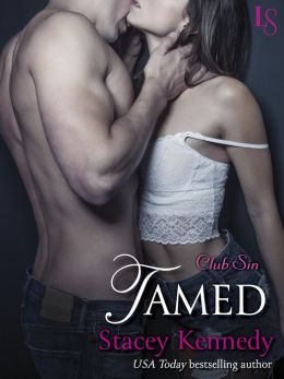 The brat meets her match! Tamed by Stacey Kennedy #Review