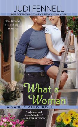 What a Woman by Judi Fennell #Review