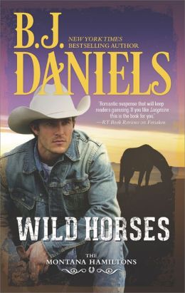 Not What I Was Expecting – Wild Horses by B.J. Daniels #Review
