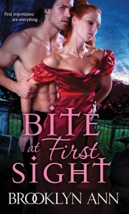 Bite At First Sight by Brooklyn Ann #Review