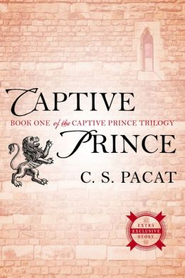 Captive Prince by C.S. Pacat #Review