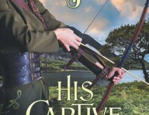 His Captive Princess by Sandra Jones #Review #AfternoonDelight