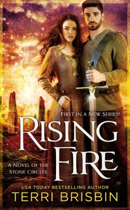 Rising Fire by Terri Brisbin #Review
