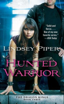 Hunted Warrior by Lindsey Piper #Review