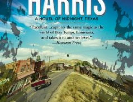 Midnight Crossing by Charlaine Harris