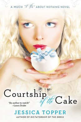 Courtship of the Cake by Jessica Topper #Review
