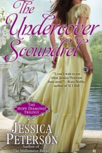 The Undercover Scoundrel by Jessica Peterson