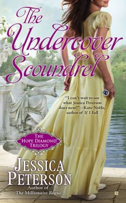 The Undercover Scoundrel by Jessica Peterson #Review
