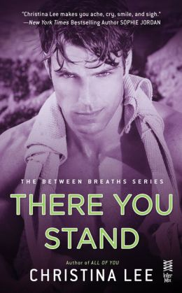 There You Stand by Christina Lee #Review