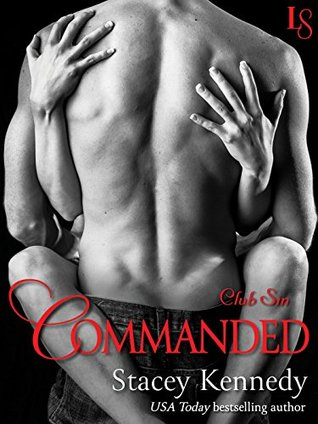 Commanded by Stacey Kennedy #Review