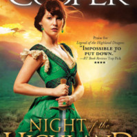 Night of the Highland Dragon by Isabel Cooper #Review