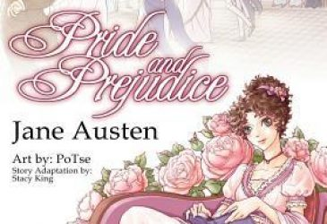 Pride & Prejudice by Jane Austen and Stacy King, Illustrated by Po Tse #Review