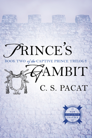 Prince's Gambit by C.S. Pacat #Review
