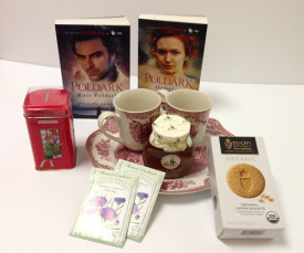 Ross Poldark Blog Tour Prize Package x 500